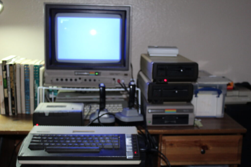 Altirra and the Atari