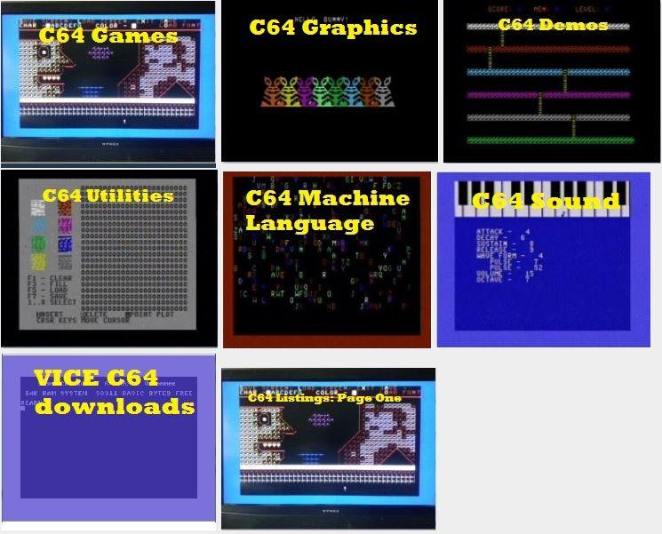 C64 Machine Language